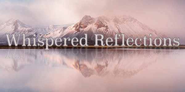 Image for Whispered Reflections