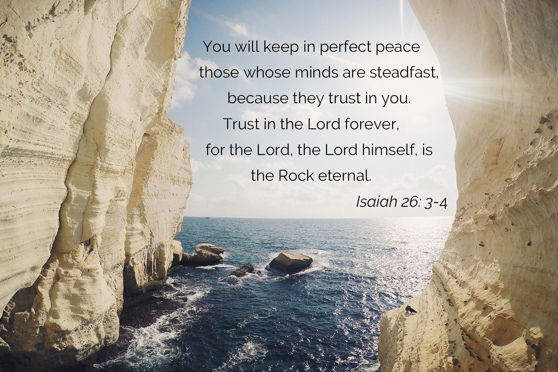 Isaiah 26: 4