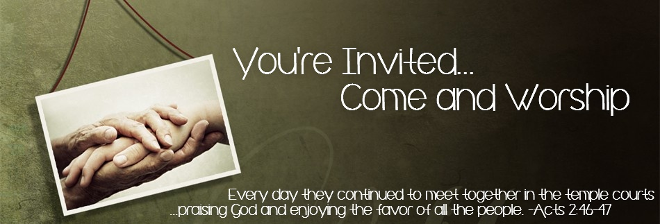 Invitation to Worship
